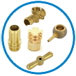 Brass precision and forged components
